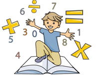 Animated Math Clipart.