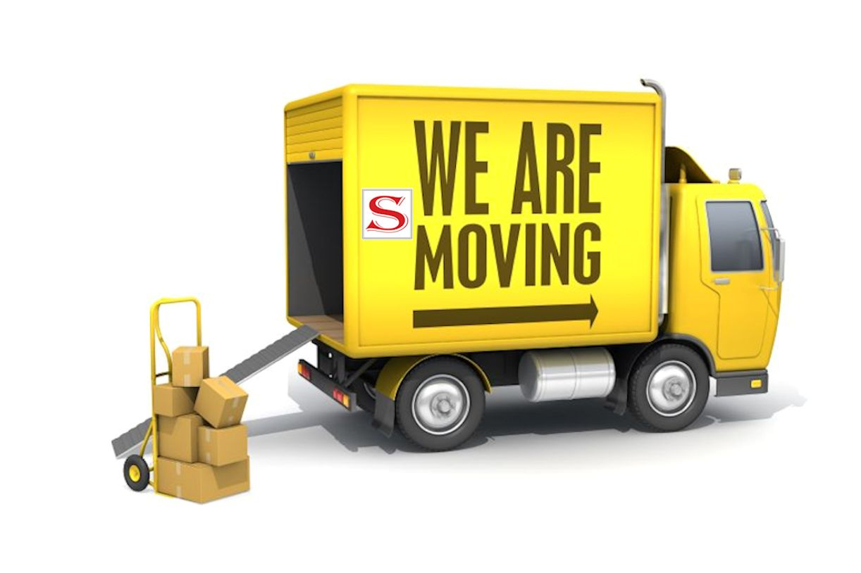 We are Moving!.