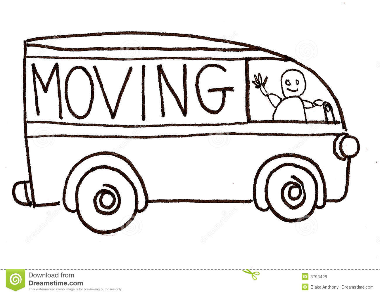 retro ad clipart 210440 wellsbrooke is moving. free moving.