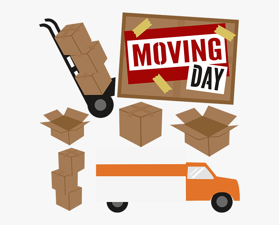 Moving Out Clip Art , Free Transparent Clipart.