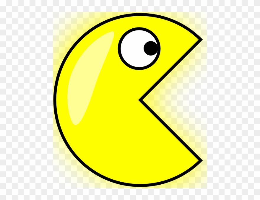 Free Vector Pacman Clip Art.