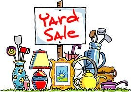 Clipart for yard sale free image.