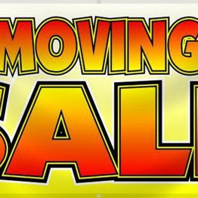 Moving Sale!!! All Gold Star Items Half.
