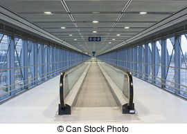 Perspective view long hallway Images and Stock Photos. 101.