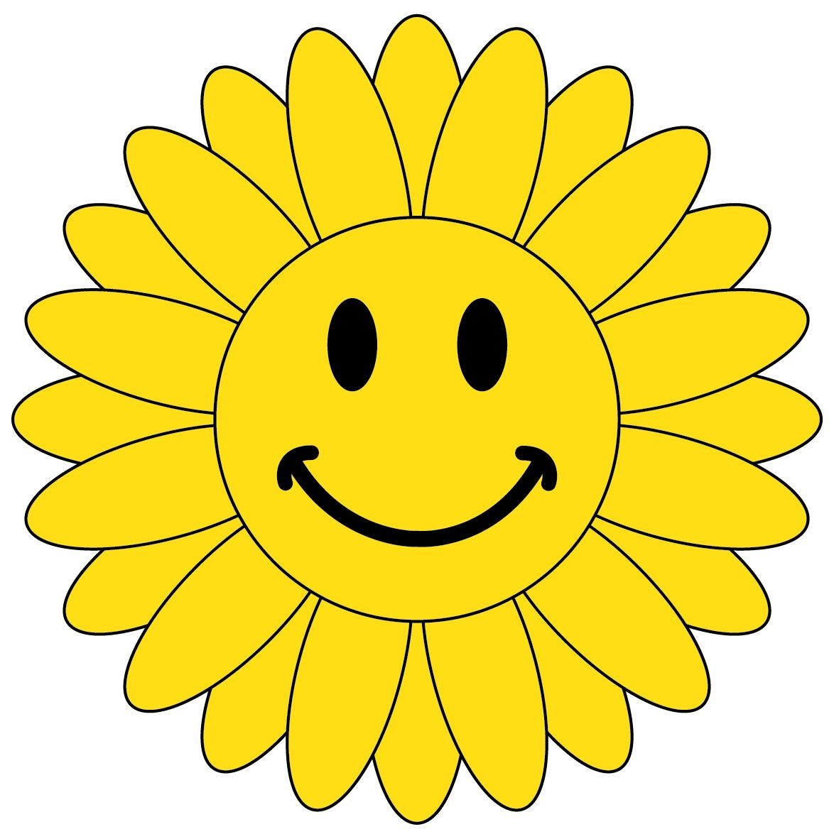 Moving Smiley Faces Clip Art.