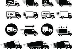 16 Best Truck logo images.