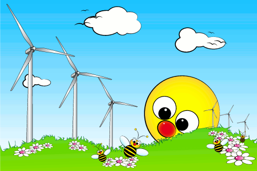 wind energy energy from moving air Wind energy is one of the renewable means of electricity generation that  the  wind turbine cannot take all of energy from the moving air, since.