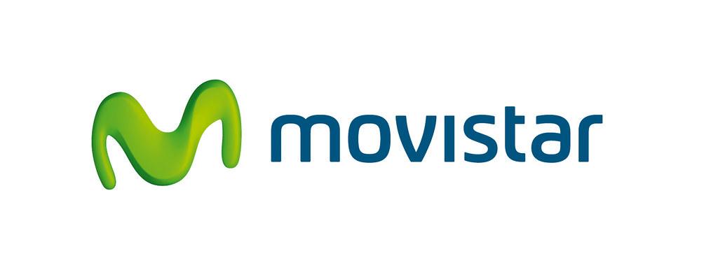 Movistar Colombia (Logo).