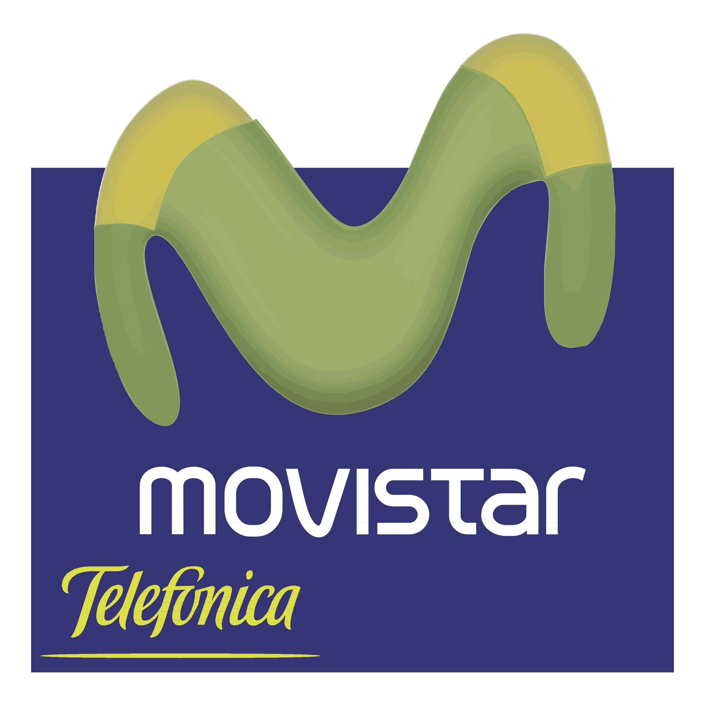 Movistar Logo PNG Transparent & SVG Vector.