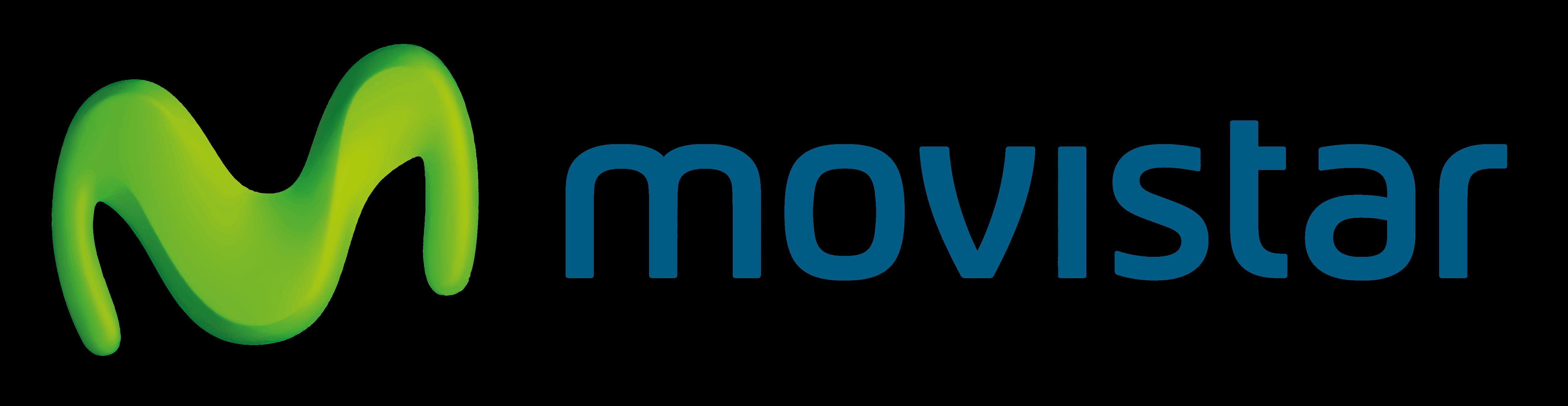 Movistar logo, logotipo.