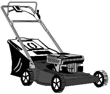Lawn Mower Graphics.