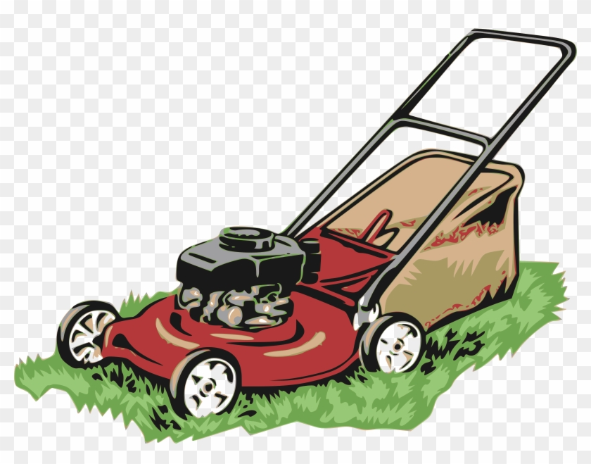 Displaying 20 Images For Lawn Mower Clipart Png.