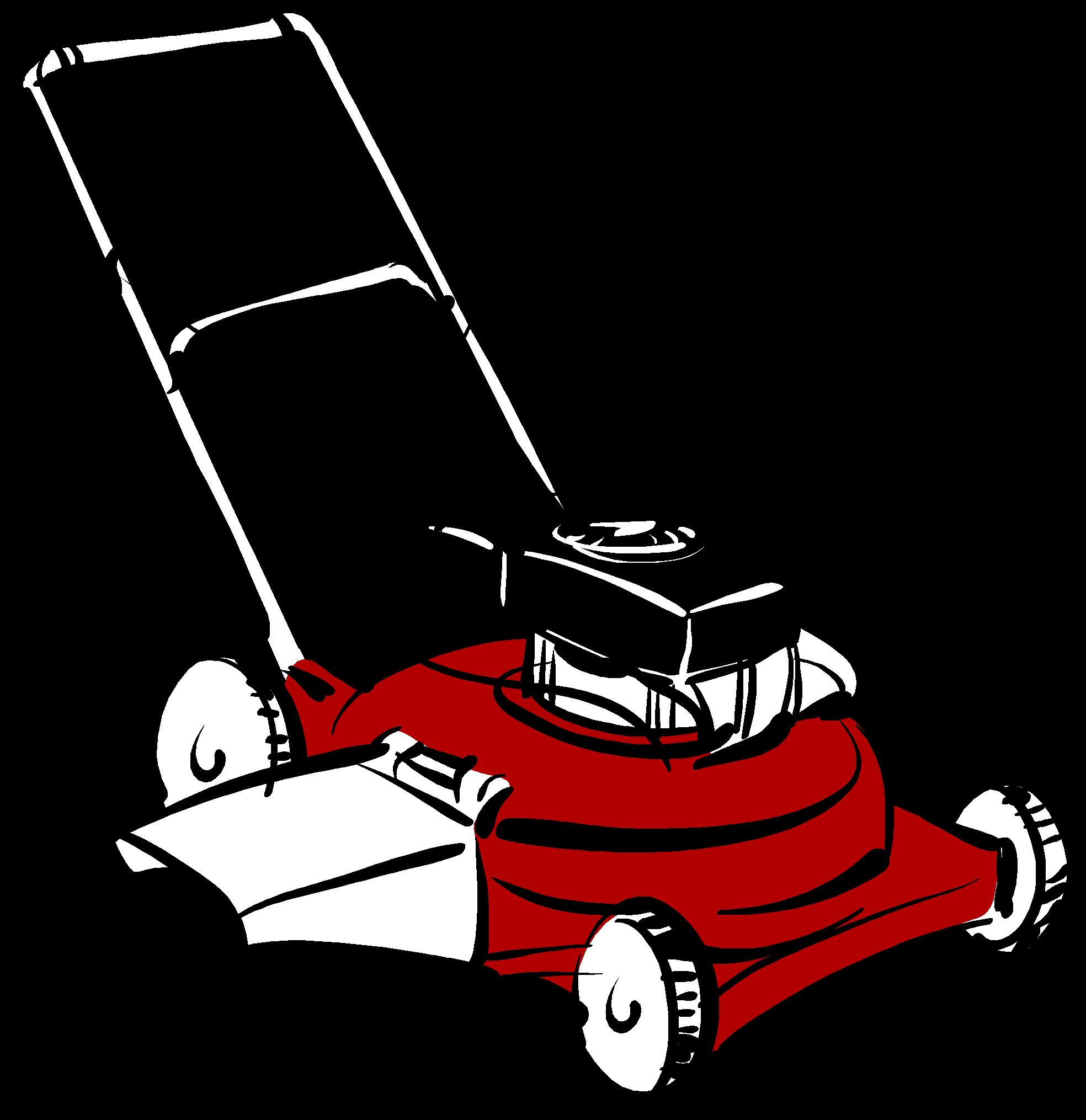 Best Lawn Mower Clipart #15186.