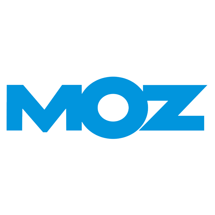 Moz Logo SEO transparent PNG.