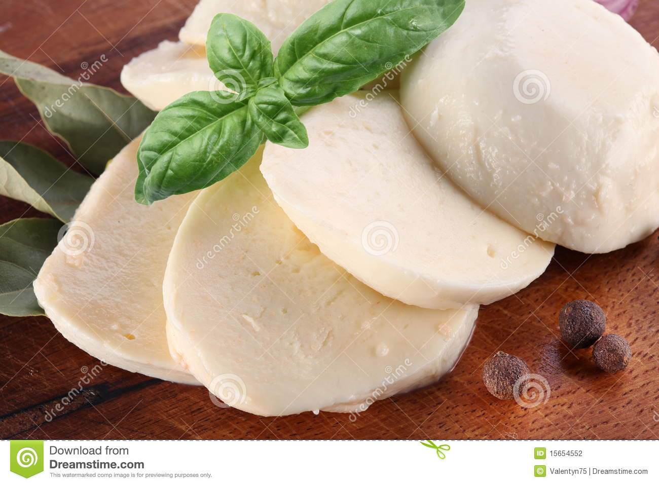 Mozzarella cheese clipart.