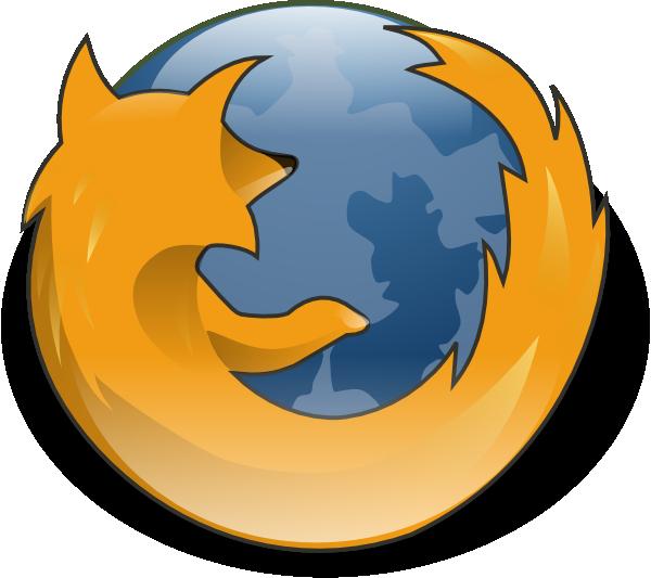 Mozilla Firefox Symbol Clip Art at Clker.com.