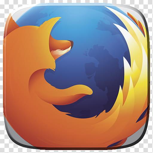 Marei Icon Theme, Mozilla Firefox logo transparent.