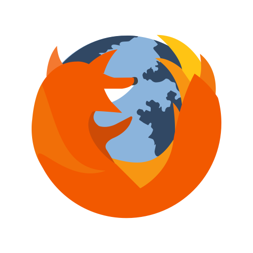 Browser, firefox, internet, mozilla, page, site, website icon.