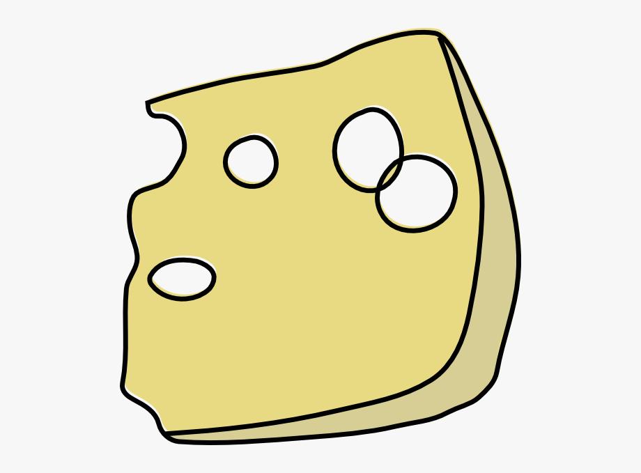 Mozzarella Cheese Cartoon.