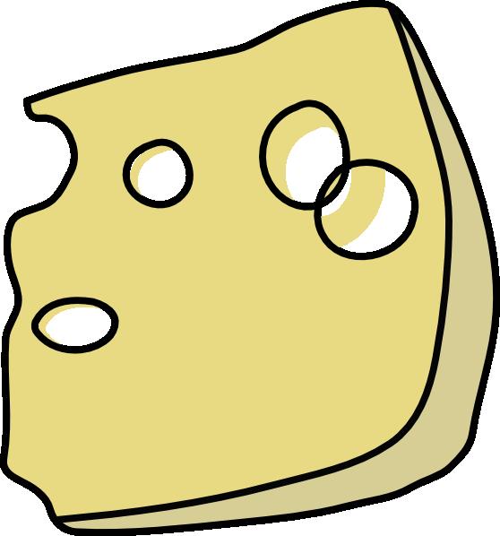 Swiss Cheese Clipart.