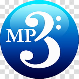 Icons Music of the Spheres, MP blue, blue and white MP logo.