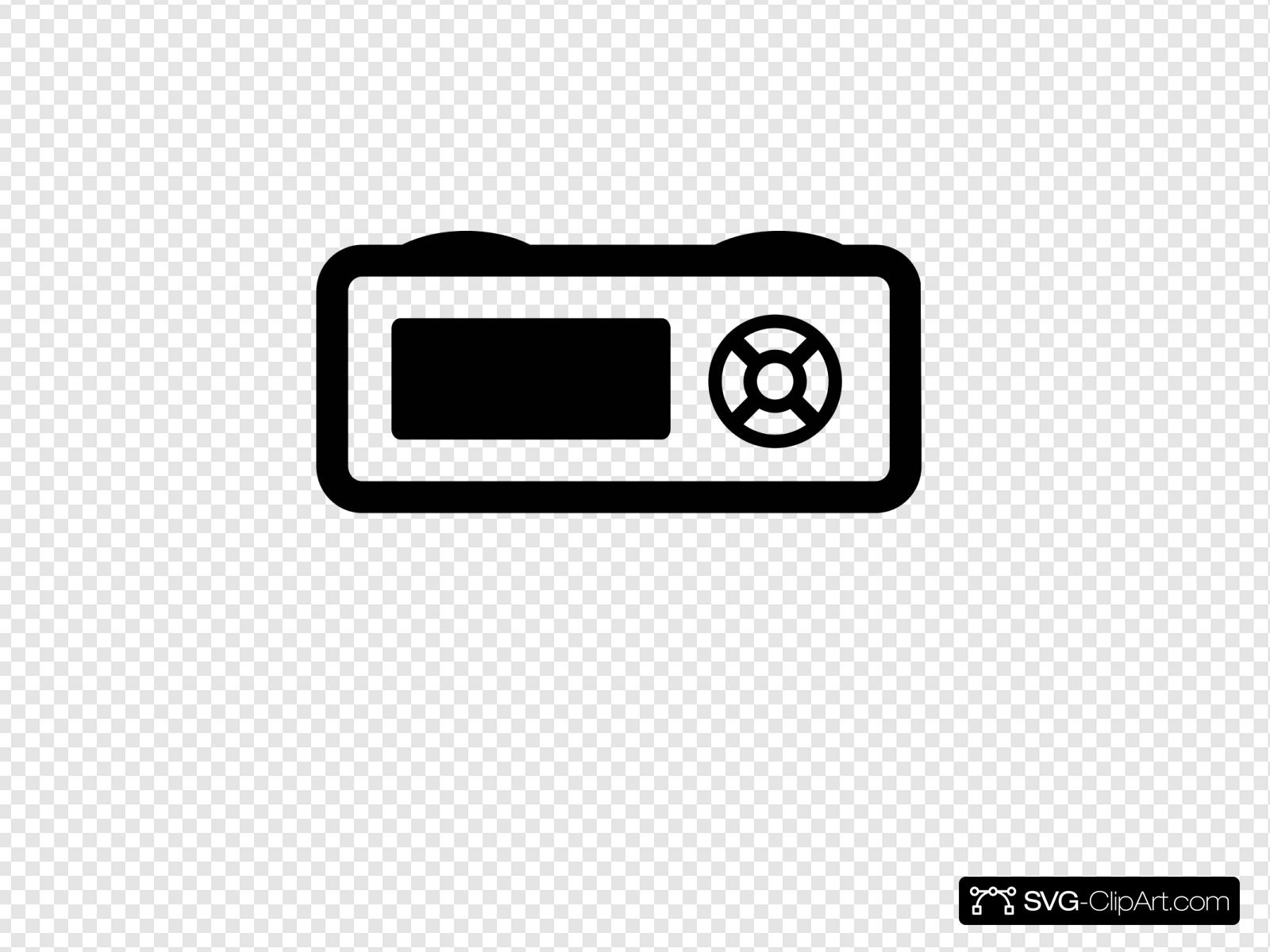 Mp3 Player Icon Clip art, Icon and SVG.