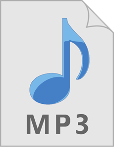 MP3 Logo Vector (.EPS) Free Download.