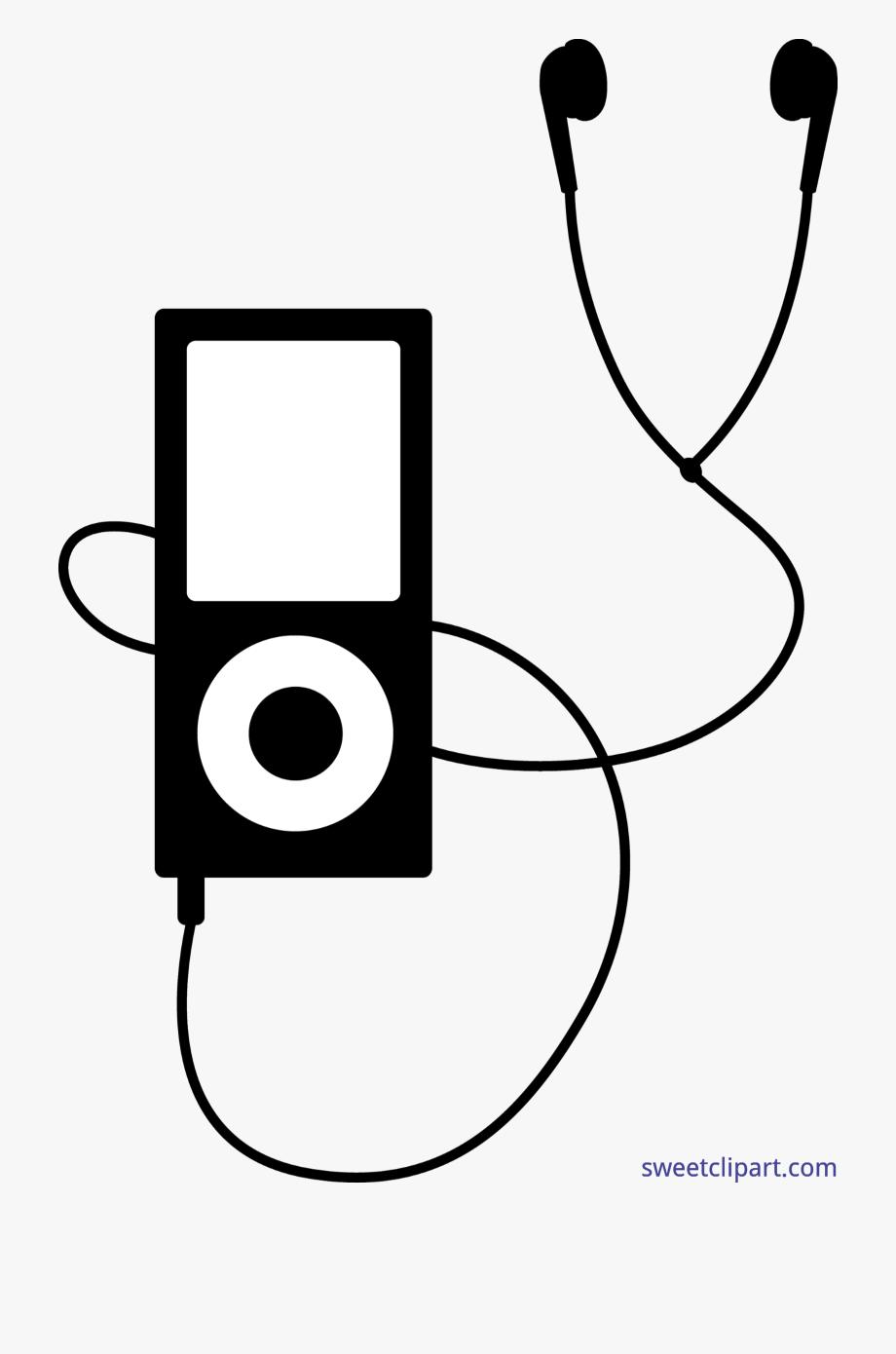 Mp Player Clip Art.