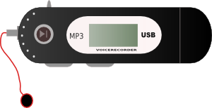 Mp3 Player Clip Art at Clker.com.