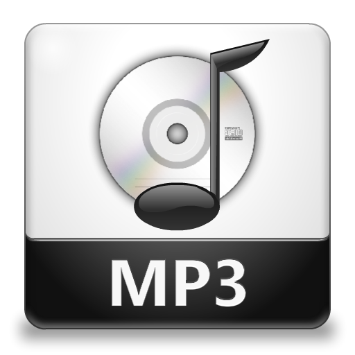 Mp3 music file icon #36702.