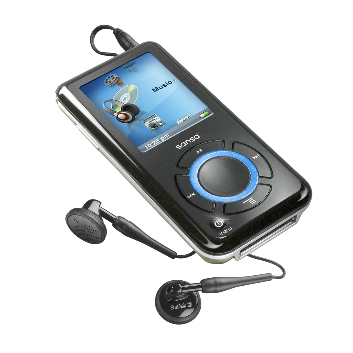 MP3 Player Transparent PNG.