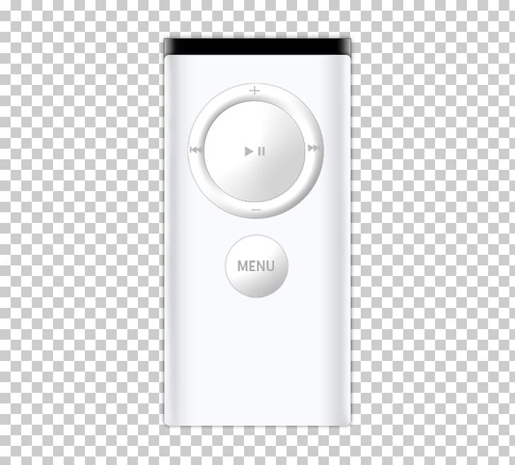 Portable media player Designer, MP4 model material PNG.