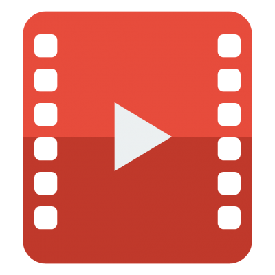Mp4, Play, Movie Clipart Transparent.