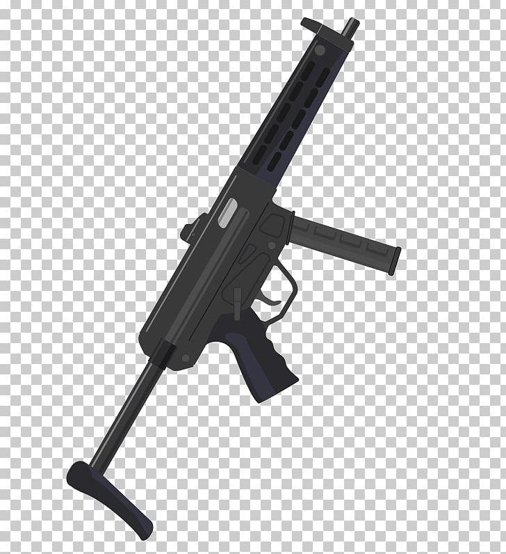 Assault Rifle Heckler & Koch MP5 Firearm PNG, Clipart, Air.