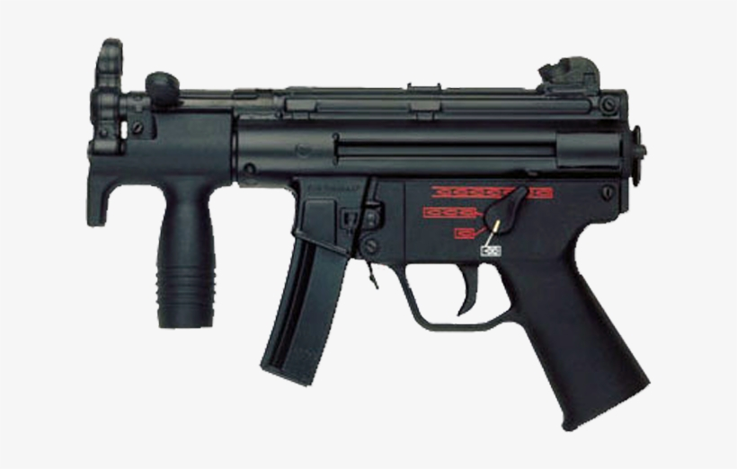 H&k Mp5 Compact.