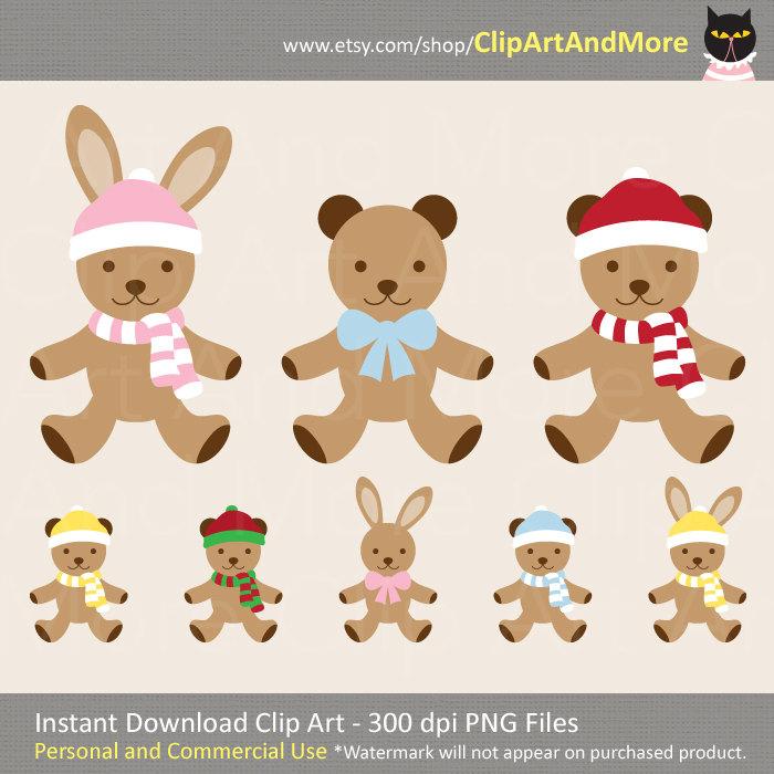 Teddy Bear Clipart Clip Art Christmas Teddy Bear Christmas.