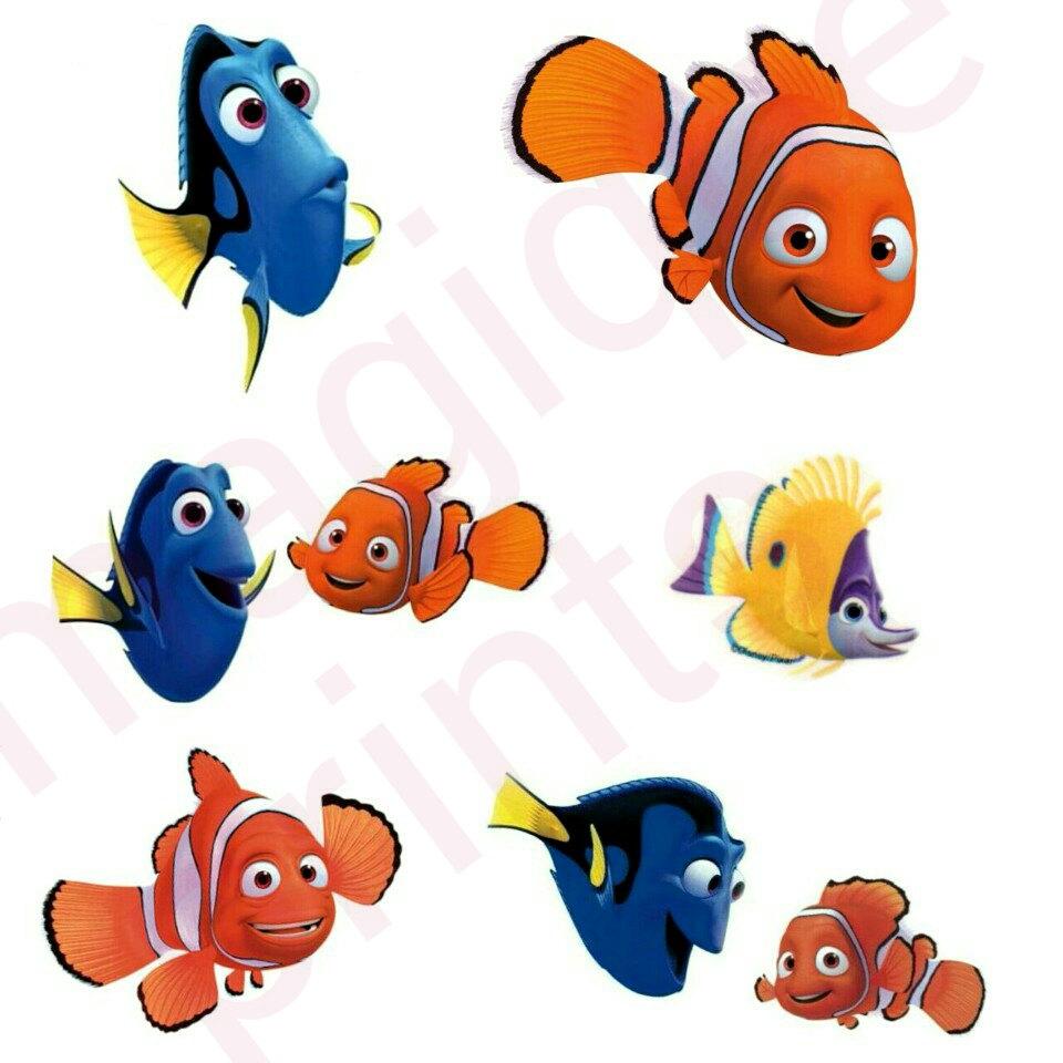 Nemo clipart.