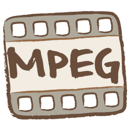 Mpeg clipart.