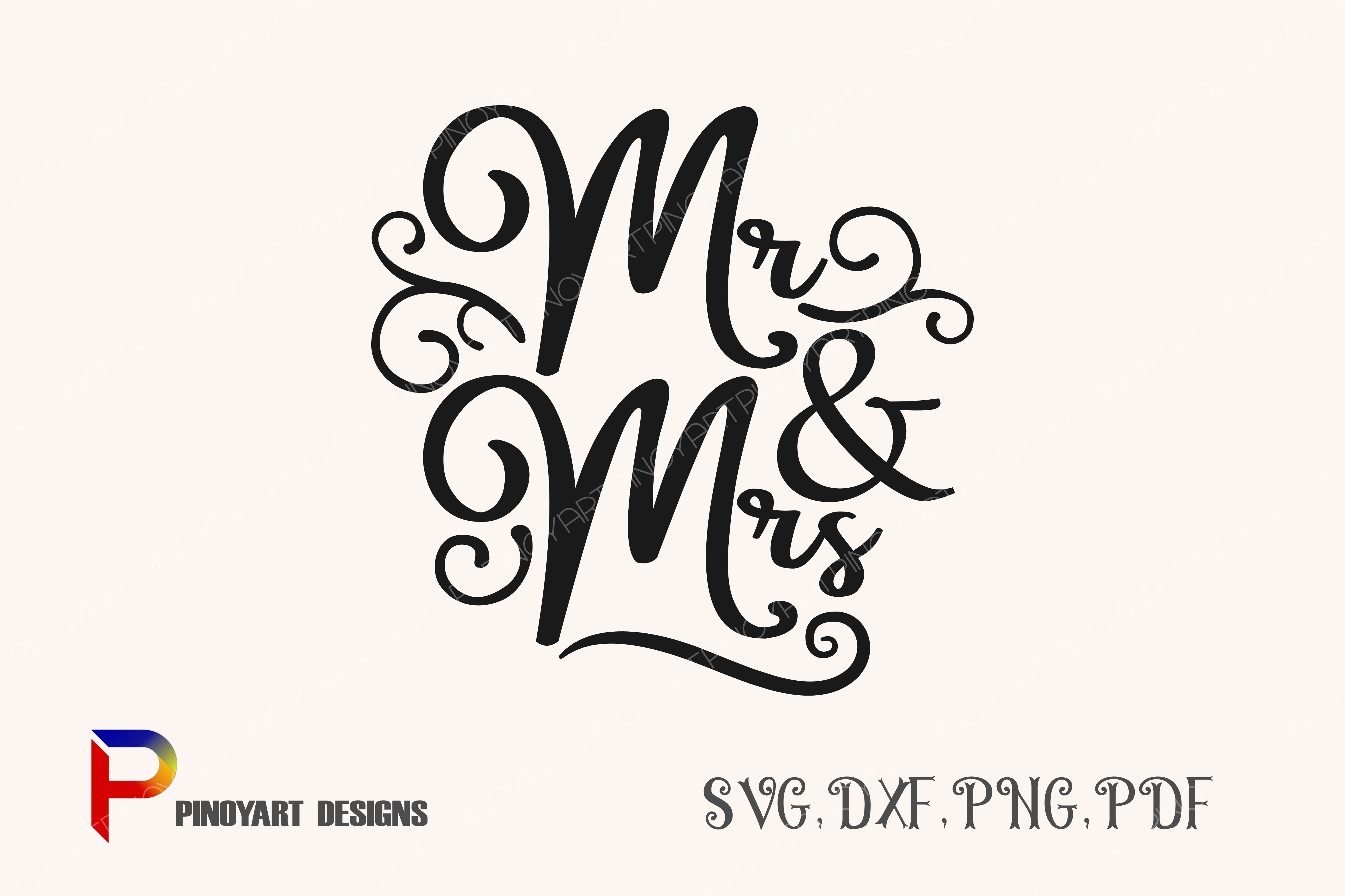 Mr and mrs svg, mr and mrs svg file, mr and mrs clip art, couple svg,  wedding svg, mr and mrs graphics, mr and mrs prints, svg, svg files for  cricut.