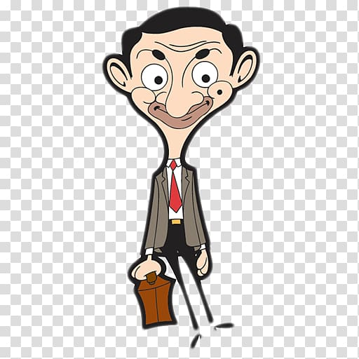 Television show YouTube Cartoon Character, mr. bean.
