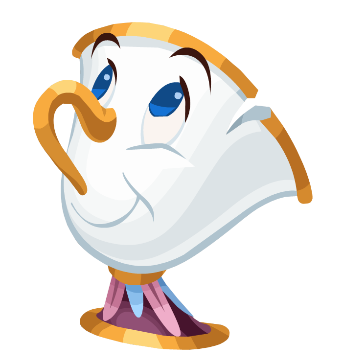 Mrs Potts Clipart at GetDrawings.com.
