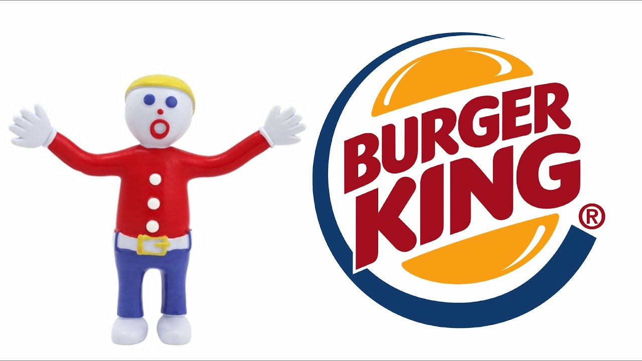 Mr. Bill goes to Burger King (Commercial).
