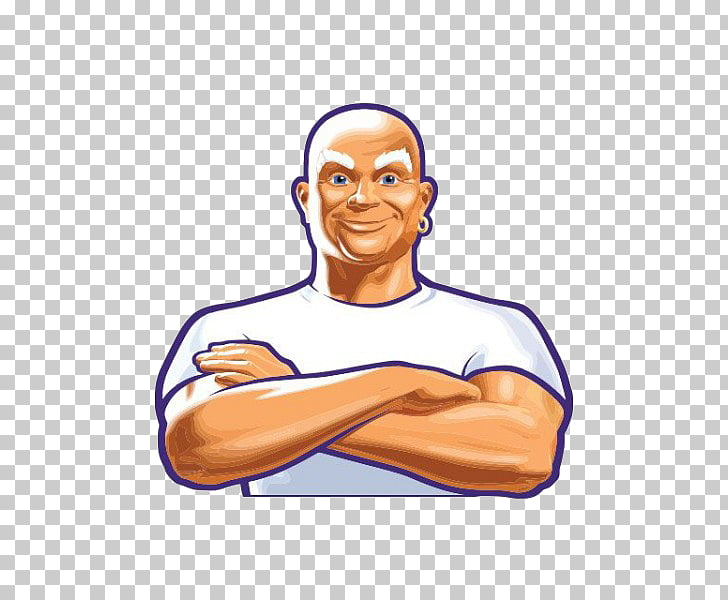 Mr. Clean Brand Meme Game, Proper Adjective PNG clipart.