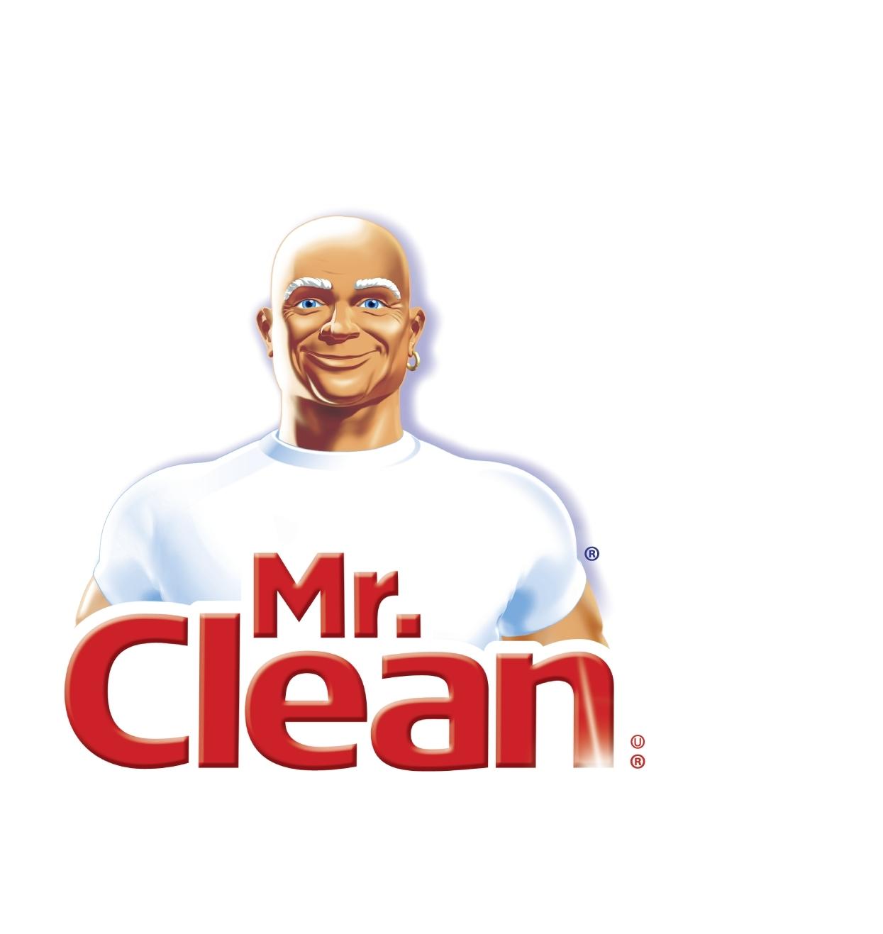 Mr clean Logos.