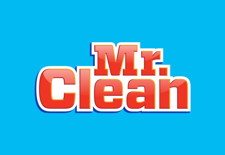 Mr. Clean.