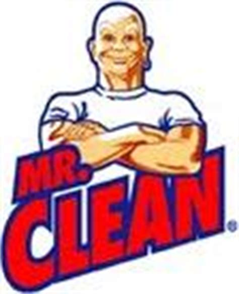 Mr clean old Logos.