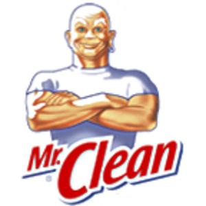 Mr Clean Clipart.
