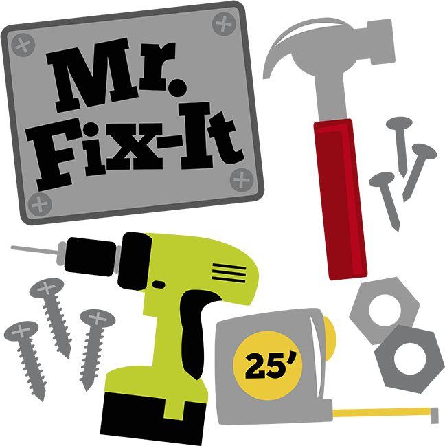 Mr. Fix.