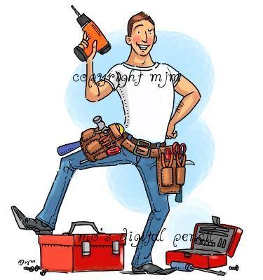 Mr fix it clipart » Clipart Portal.
