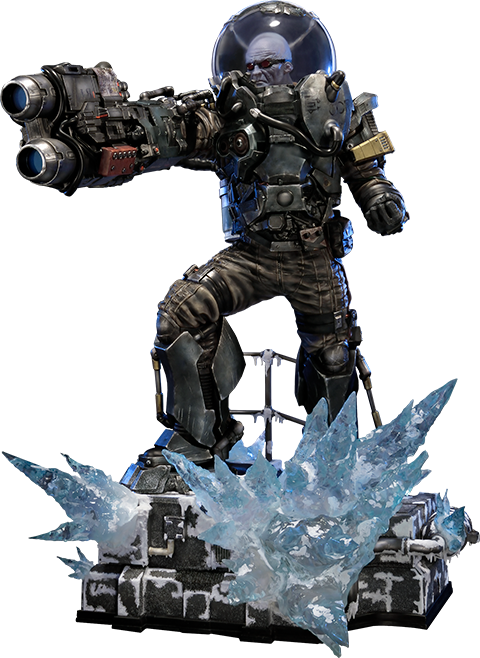 DC Comics Mr Freeze Statue by Prime 1 Studio.